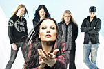 Picture of the band, Nightwish